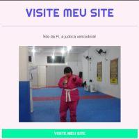 Site da Pi Judoca no ar