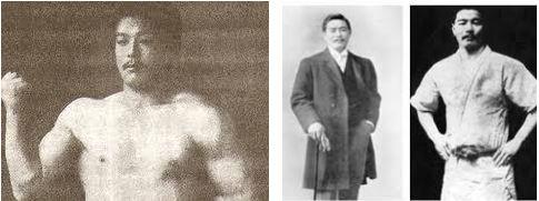 A Chegada do Judô no Brasil, Conde Koma, Pi judoca,