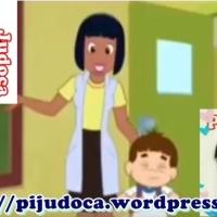 Desenho animado sobre a síndrome de down | Pi Judoca, judô