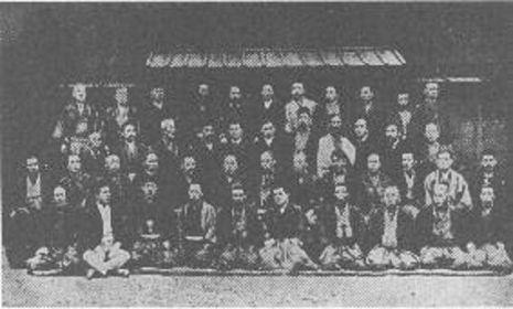 O grande evento aonde o Judô foi desafiado pelos melhores e mais temidos Jutsukas de todo o Japão, pi judoca