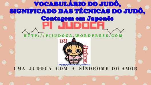 VOCABULÁRIO DO JUDÔ, SIGNIFICADO DAS TÉCNICAS DO JUDÔ, Contagem em Japonês