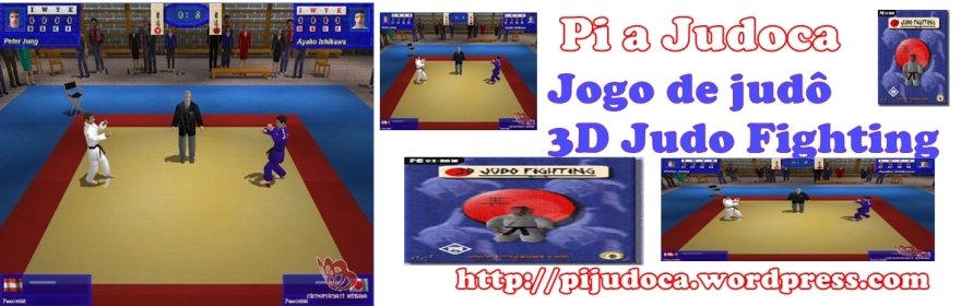 Jogo de judô, 3D Judo Fighting, game judô