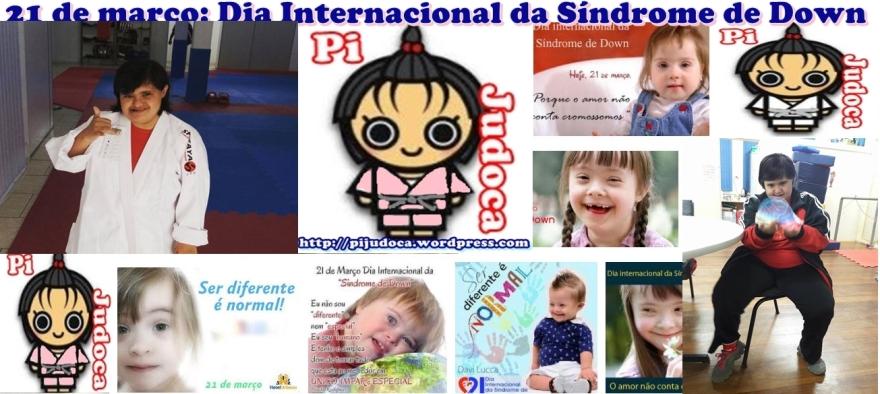 21 de março, Pi judoca, dia internacional da síndrome de down, sapucaia do sul, Fabrícia Elissa, Fábio Wlademir