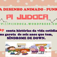 Dica Desenho animado: Punky (conta a história de uma garota com Síndrome de Down)