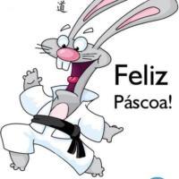 Pi a judoca e família desejam uma feliz páscoa !